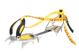 Crampons AIR TECH LIGHT NEW MATIC + ANTIBOTT Grivel...