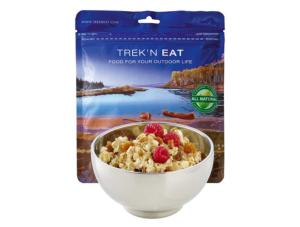 Plat Cuisiné Muesli suisse au lait all natural Trek'N Eat.