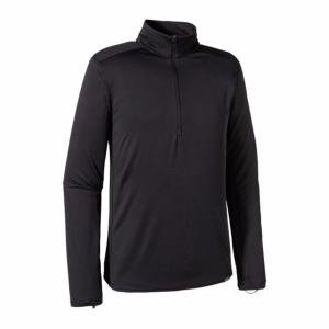 Tee Shirt Homme M's Capilene Midweight Zip-Neck Patagonia.