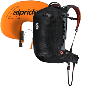 Sac AIR BAG  GUIDE AP 30 Scott 2020..