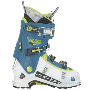 Chaussures de ski de rando SUPERGUIDE CARBONE Scott.