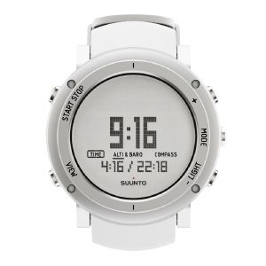 Montre Altimètre CORE ALU PURE WHITE Suunto