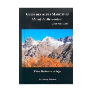 Topo GUIDE DES ALPES MARITIMES Alticoop Edition