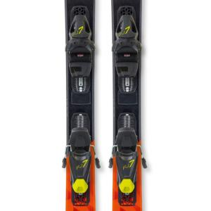 Ski alpin RC4 CURV JR RAIL avec fixation FJ7 AC JR Fischer