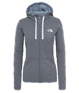 Veste Polaire Femme W's FAVE LFC FZ The North Face.