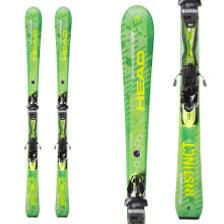 Skis Alpins SUPREME INSTINCT TI+FIXATIONS