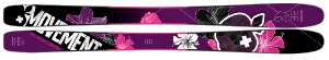 Skis Alpins Freeride Femme W's BEYOND Movement.