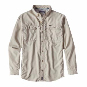 Chemise Manches Longues Homme SOL PATROL Patagonia.