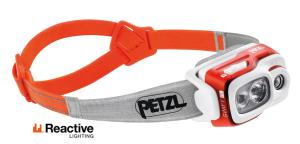 Lampe Frontale SWIFT RL REACTIVE 900 Petzl.