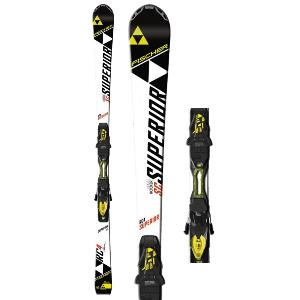 Skis alpins RC4 SUPERIOR SC + fixation RC4 Z11 POWERRAIL Fischer..