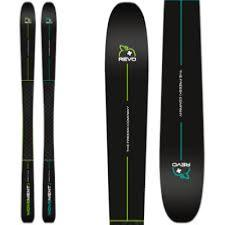 Skis Alpins Freeride Femme W's REVO 82  Movement.
